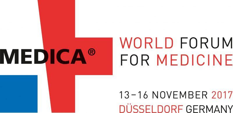 banner of MEDICA 2017
