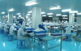 infusion set assemble workshop