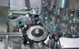 syringe assemble machine