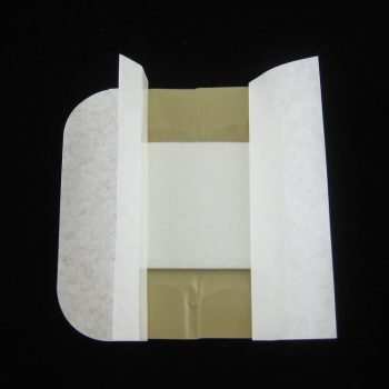 Foam Dressing Adhesive for Wound Care