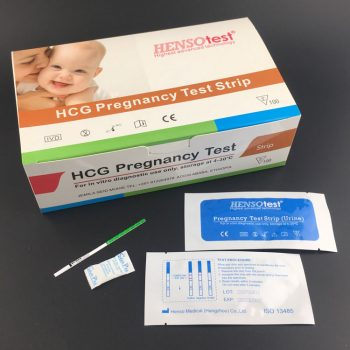 Urine HCG Pregnancy Test Strip kits (5