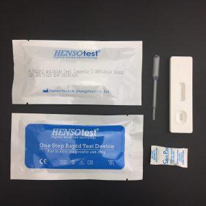 H. Pylori HP Antibody Whole Blood Rapid Test Cassette