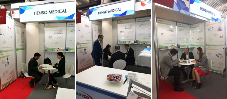 Happy to met all friends and partners at MEDICA 2017 Germany