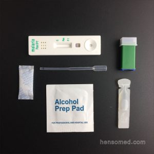 Malaria Complete Test Kit for Whole Blood