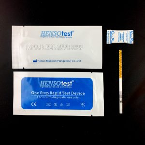 TP Syphilis Test Strip