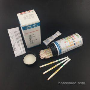URS-10T Urine Test Strips 10 Parameters