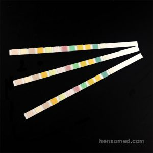 URS-12MA 12 Parameters Urine Reagent Test Strips