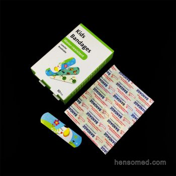 Cartoon Band Aid for Kids (1)