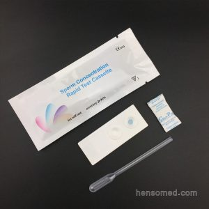 Sperm Count Concentration Complete Test Kit