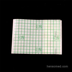 Sterile Extra Thin Transparent Film Wound Dressing (2)