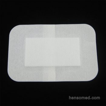 adhesive non woven wound dressing