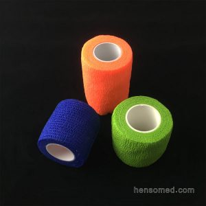 Self Adhesive cohesive bandage wrap (2)