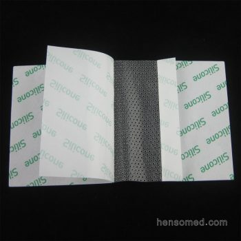 silicone wound contact layer dressing