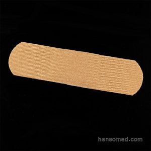 cotton fabric Adhesive Bandage Wound Plaster Strip