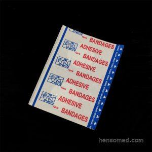 Adhesive Round Wound Plaster pack