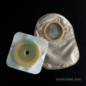 Two Piece Closed Ostomy Bag 2