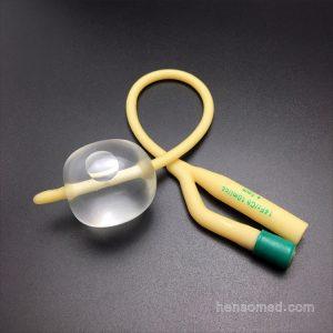 Latex Female Urethral Catheter