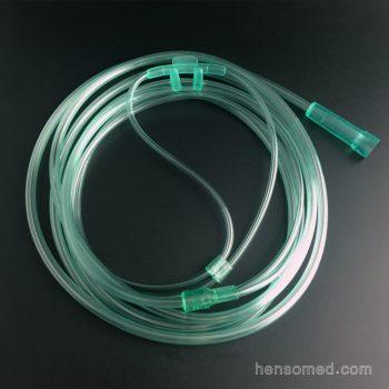 Nasal Oxygen Cannula Green