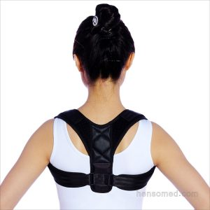 Adjustable Posture Corrector Support Back Brace for women