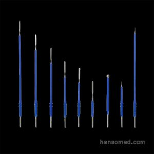 Disposable Electrosurgical ESU pencil needle electrode