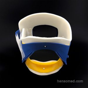 First Aid Adjustable Plastic Cervical Neck Collar