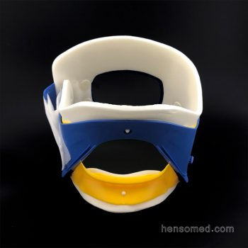 First Aid Adjustable Plastic Cervical Neck Collar
