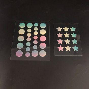 Acne Pimple Patch Gradient Rainbow