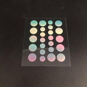 Acne Pimple Patch Gradient Rainbow